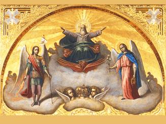 Бог Отец, Вседержитель Создатель всего сущего